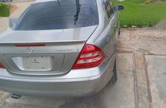 Nigerian Used Mercedes-Benz C230 2005 Gray