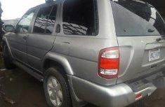 Nigerian Used Nissan Pathfinder 2002 Silver