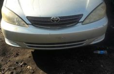 Neat Foreign used Toyota Camry 2004 Gray