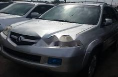 Selling grey/silver 2006 Acura MDX automatic at price ₦2,200,000
