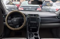 Nigerian Used Toyota Camry 2015 White