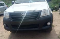 Clean Tokunbo Used Toyota Hilux 2013 White