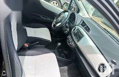 Clean Toyota Yaris 2013 5-Door L Automatic Black