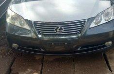 Very clean Tokunbo Used Lexus ES 350 2008 Green Colour