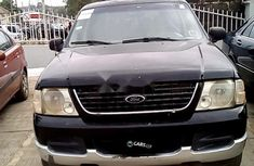 Selling 2002 Ford Explorer automatic at price ₦452,617
