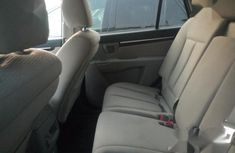 Clean Foreign Used Hyundai Santa Fe 2008 Gray Colour