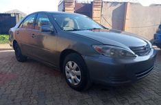Clean Tokunbo Used Toyota Camry 2004 Model Gray