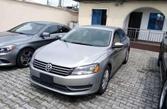 Selling 2012 Volkswagen Passat in good condition in Lagos