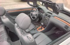 Neat Foreign used Toyota Solara 2004 Silver