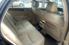 Neat Nigerian Used Toyota Avalon 2008 Model Black Colour
