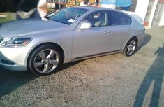 Neat Foreign used Lexus GS 2007 350 Silver