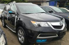 Best priced black 2011 Acura MDX automatic