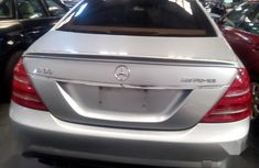 Clean Tokunbo Used Mercedes-Benz S Class 2006 Silver Colour