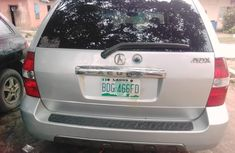 Neatly Used Nigerian Used Acura MDX 2004 model