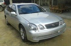 Tokunbo 2001 Lexus GS300