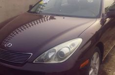 Tokunbo 2005  Lexus ES330 for Sale