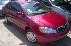 Clean Nigerian Used Toyota Corolla 2005 Model for Sale