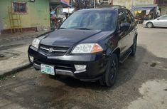 Clean and neat black 2004 Acura MDX for sale