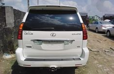Super Clean Foreign used Lexus GX470 2004 White
