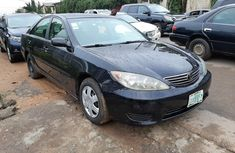 Sell well kept black 2006 Toyota Camry automatic in Lagos
