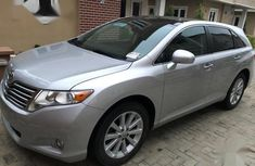 Clean Tokunbo Toyota Venza 2011 Model AWD Silver