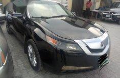 Neat Nigerian used Acura TL 2011 Black