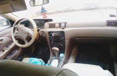 Clean Toyota Camry 2000 Model Beige Colour