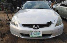 Clean grey/silver 2003 Honda Accord automatic car at attractive price