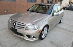 Sell well kept gold 2010 Mercedes-Benz C300 automatic at price ₦3,900,000