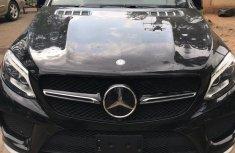 Clean Tokunbo Mercedes-Benz GLE-Class 2016 Model  Black