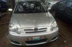 Neat Tokunbo Used Toyota Corolla 2006 Silver