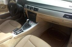 Well Maintained Nigerian used BMW 318i 2010 Beige