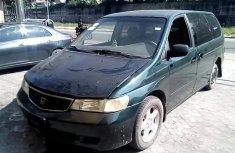 Best priced used 1999 Honda Odyssey van / minibus automatic in Lagos