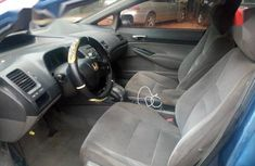 Clean Tokunbo  Used Honda Civic 2006 Model  Blue