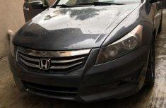 Super Clean Nigerian used Honda Accord 2010 Sedan EX Automatic Gray