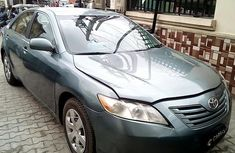 Best priced used grey/silver 2008 Toyota Camry automatic in Lagos