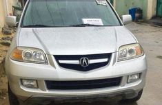 Clean Tokunbo Used Acura MDX 2005 Silver