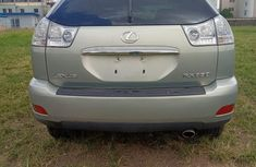 Clean Tokunbo Used Lexus RX 330 2006 Gray Colour