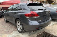 Clean Tokunbo Toyota Venza 2014 Model  Gray Colour