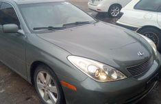 Neat Foreign used Lexus ES 2006
