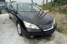 Neat Foreign used Lexus ES 2009 Black