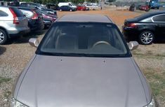 Neat Nigerian used Honda Accord 2004 2.4 Type S Gold