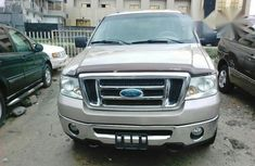 Super Clean Foreign used Ford F-150 2008 Gray