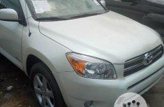 Neat Foreign used Toyota RAV4 2006 White