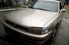Grey/silver 1992 Toyota Camry car sedan automatic in Abuja