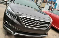 Clean Tokunbo Hyundai Sonata 2015 Model Brown