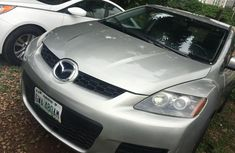 Sell cheap grey/silver 2007 Mazda CX-7 suv / crossover automatic