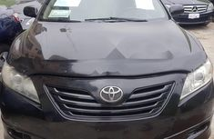Sell well kept black 2007 Toyota Camry automatic