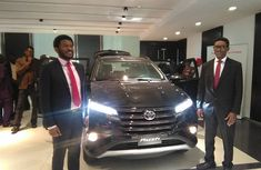 List of Nigerian-spec Toyota models for arduous Nigerian roads