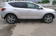 Neat Foreign Used Nissan Murano 2009 LE 4WD Silver Colour